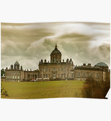 Castle Howard - North Yorkshire Poster