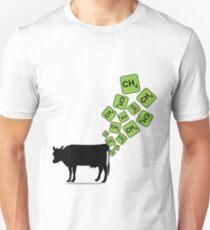 Methane moo Unisex T-Shirt