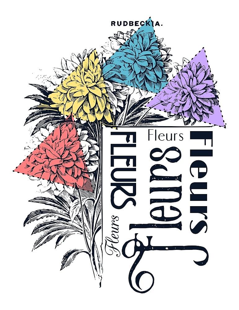 « Fleurs » par CallPhoenix