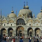 St Mark's Cathedral in Venice, Italy by chord0