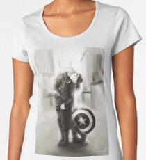 stucky - unconditional surrender Premium Scoop T-Shirt