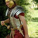 Roman Soldier, re-enactment day by newbeltane