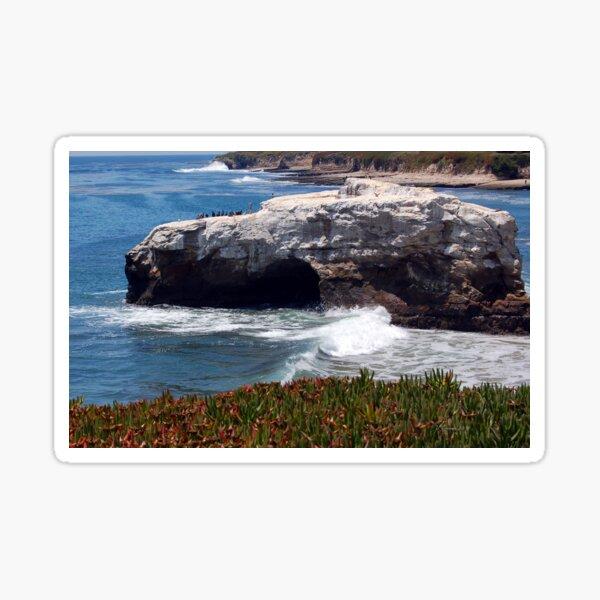 Natural Bridges State Beach Sticker