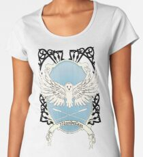 Mindelan Crest Women's Premium T-Shirt