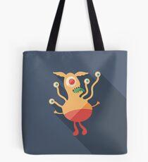 Droll Monster Tote Bag