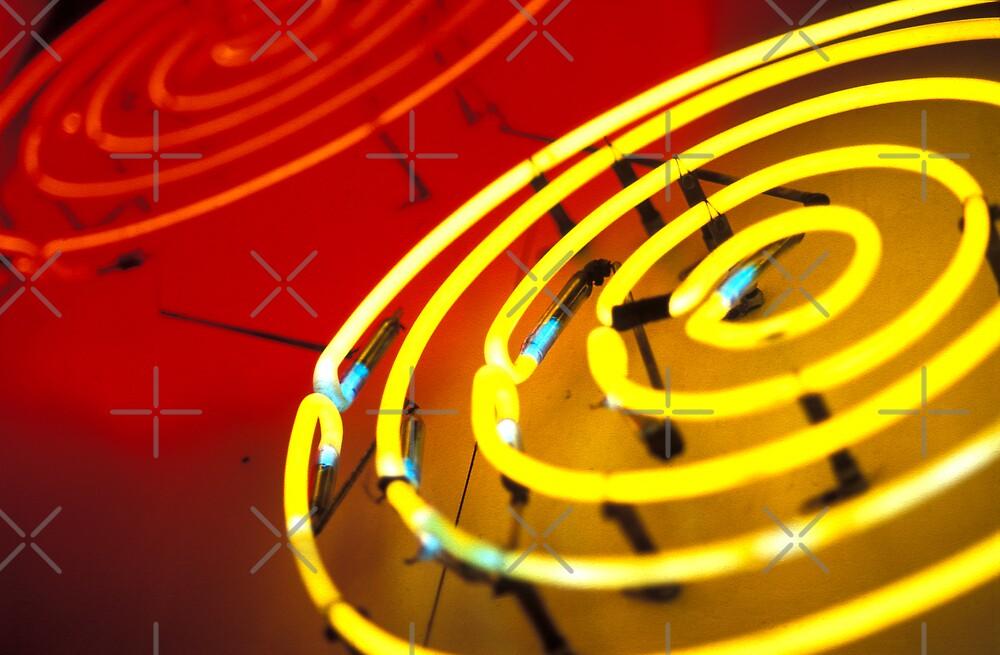 Spiral Neon by magartland