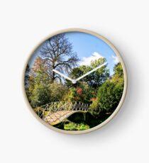 Landscape & Architecture Clock