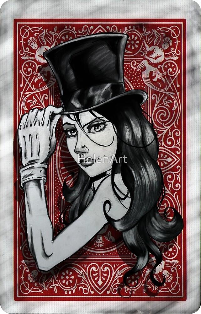 Magician by HelenArt