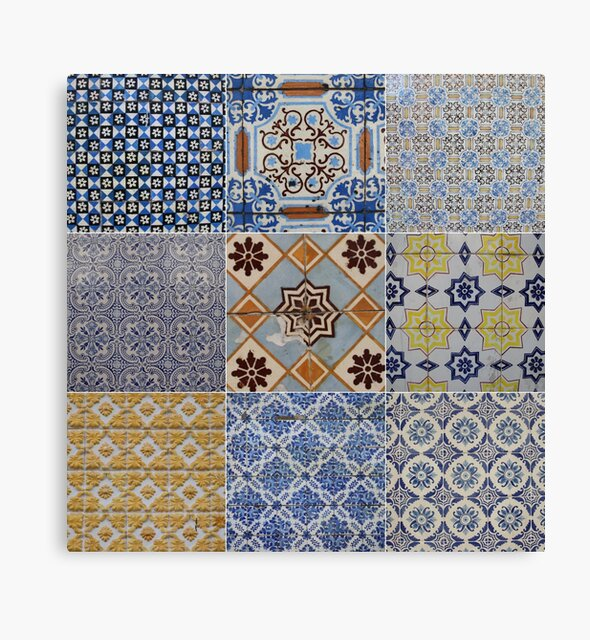 Porto Tiles by TalBright