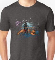 Knight on a Lobster T-Shirt