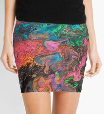 Sink Beneath the Waters Mini Skirt