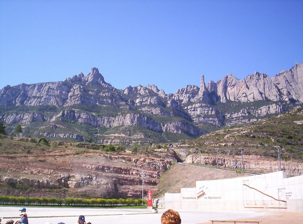Monserrat Cliff's by David Fulton