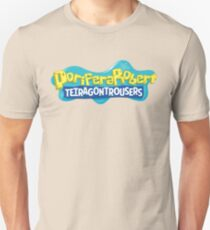 PoriferaRobert TetragonTrousers Unisex T-Shirt