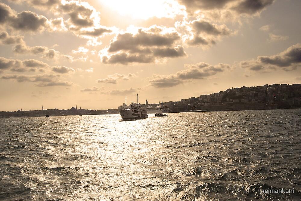 Bosphorus by mejmankani
