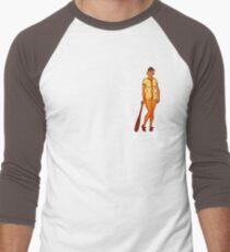 Vintage Pinup Baseball Player T-Shirt