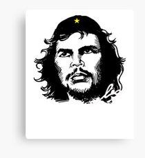 Che Guevara shirt Canvas Print