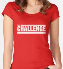 our challenge Women's Fitted Scoop T-Shirt