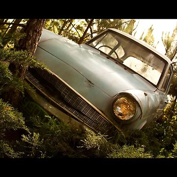 "The ""Flying"" Ford Anglia by SRisonS"