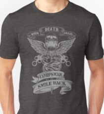 Corpsman Smile Back Unisex T-Shirt
