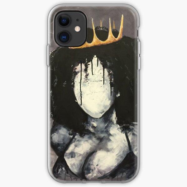 Traumfrau iPhone Flexible Hülle