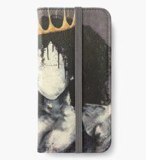Traumfrau iPhone Flip-Case/Hülle/Klebefolie