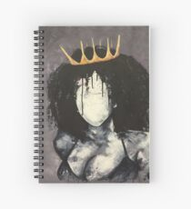 Cuaderno de espiral Chica de ensueño