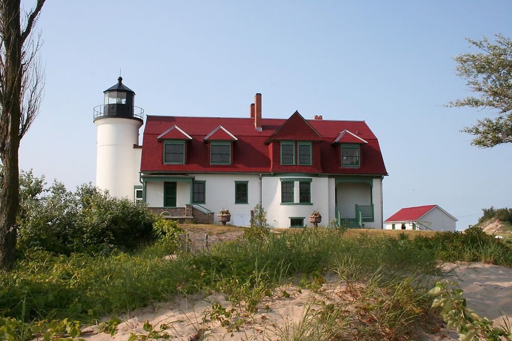 Lighthouse by schnicker
