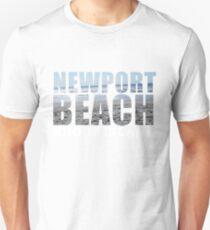 Newport Beach Rhode Island Unisex T-Shirt