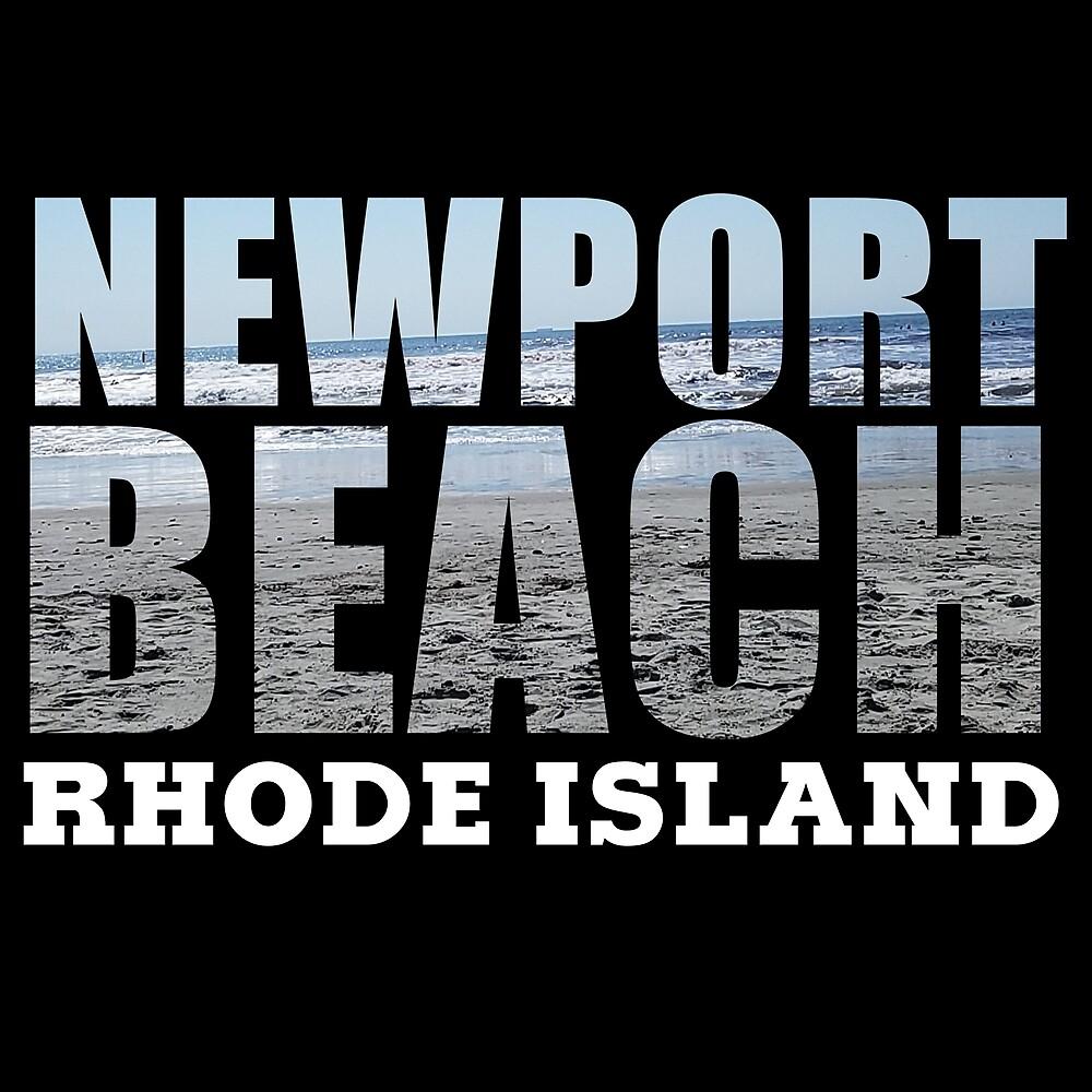 Newport Beach Rhode Island by Rhode Island Hype