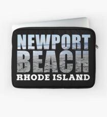 Newport Beach Rhode Island Laptop Sleeve