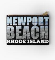 Newport Beach Rhode Island Studio Pouch