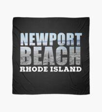 Newport Beach Rhode Island Scarf
