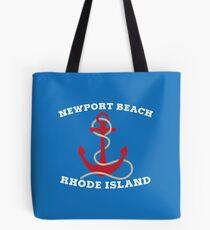 Newport Beach Anchor Tote Bag