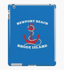 Newport Beach Anchor iPad Case/Skin
