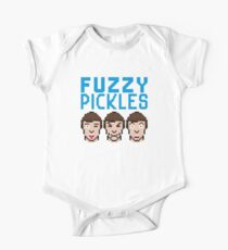 FiveJay Fuzzy Pickles One Piece - Short Sleeve