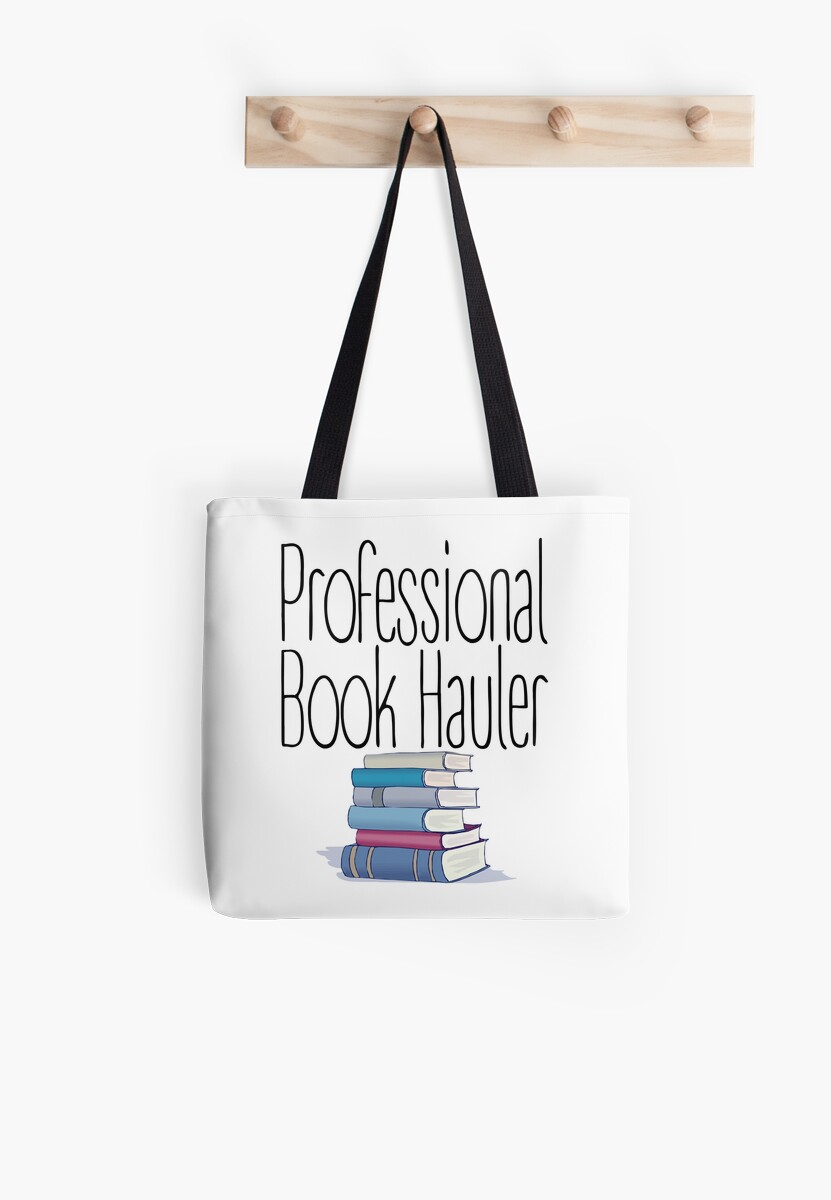 Professional Book Hauler