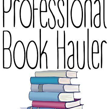 Professional Book Hauler by wessaandjessa