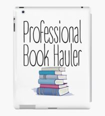 Professional Book Hauler iPad Case/Skin