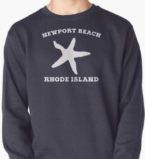 Newport Beach Starfish Pullover