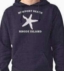 Newport Beach Starfish Pullover Hoodie