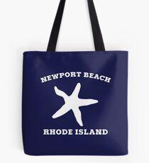 Newport Beach Starfish Tote Bag