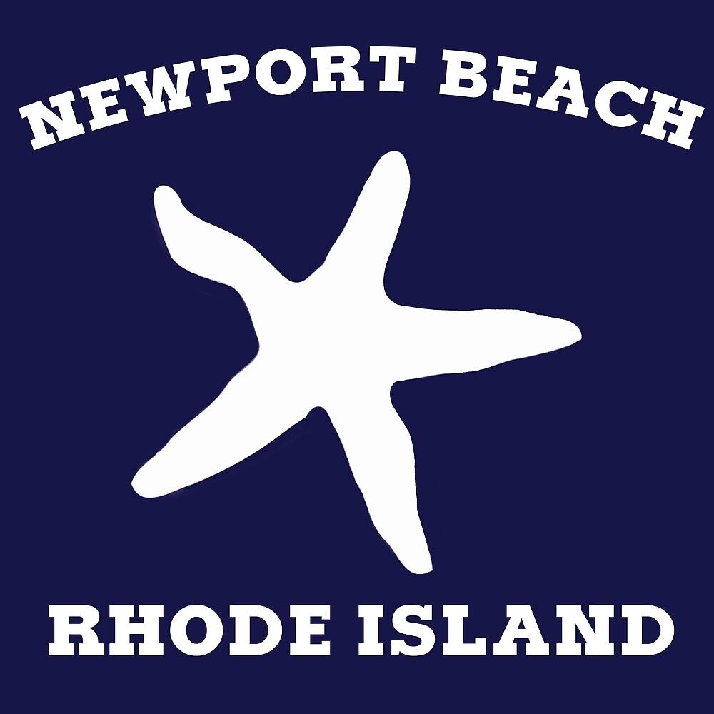 Newport Beach Starfish by Rhode Island Hype