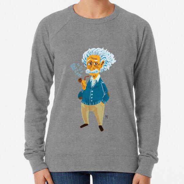 Ilustrado Albert Einstein Sudadera ligera