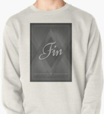 Fin - The End Pullover
