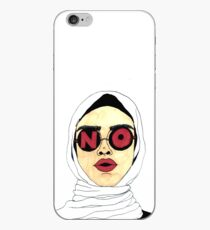 power to the hijabis iPhone Case