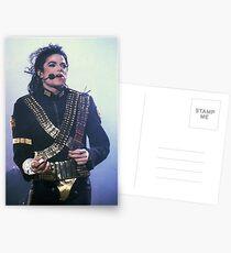 MICHAEL JACKSON - 1993  Postcards