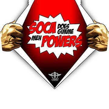 Soca Does Gimme Meh Powers by kinsonp
