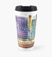 THRONE OF GLASS QUOTES Travel Mug