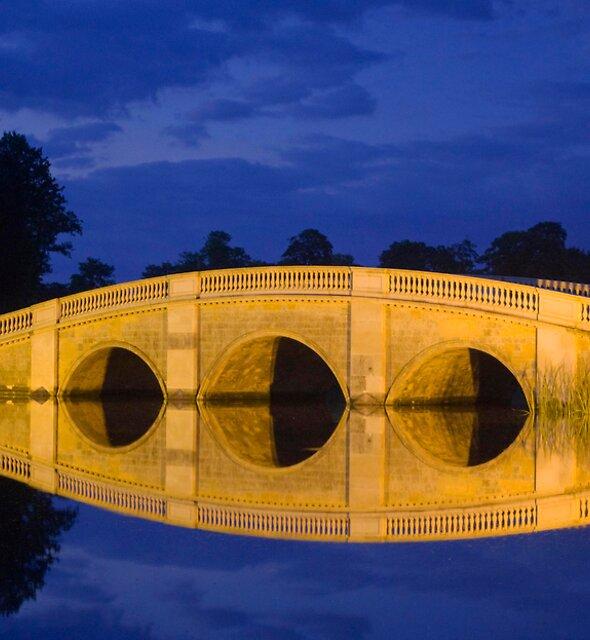 Illuminated Reflection by LeeMartinImages