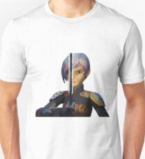 sabine wren darksaber vers 2 T-Shirt